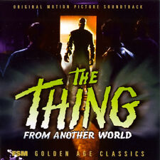 The Thing From Another World - Complete - Limited 3000 - OOP - Dimitri Tiomkin