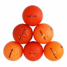 120 Premium Orange Poor Quality Used Golf Balls AA *SALE!*
