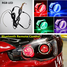 Bluetooth Remote Control RGB LED For Retrofit Projector Lens/Projector Headlight