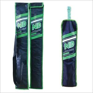 ND Pro Cricket Bat Protection Sleeve Full Length Bat Cover