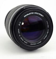 ProMaster Spectrum 7 70-210mm 1:4 5.6 Camera K Mount Pentax