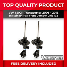 T5 TRANSPORTER 03-15 BILSTEIN B4 FRONT PAIR SUSPENSION SHOCK ABSORBER DAMPER T32