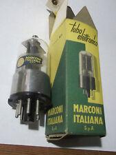 VALVOLA VALVE VALVULA MARCONI ITALIANA 6Q76T RADIO VINTAGE ( FUS )
