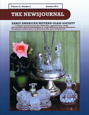 Early American Pattern Glass Society NewsJournal 21-2: Casters to cruets, more