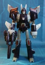 Transformers Universe Cyclonus with Nightstick CHUG Complete