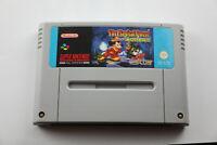 Jeu THE MAGICAL QUEST (Mickey Mouse) pour Super Nintendo SNES version PAL