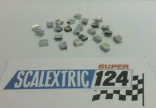 Scalextric Tri-ang SUPER 124 1/24 TRACK SECURING CLIPS 24A/155 (EXCELLENT) x 24