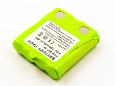 Batterie pour MOTOROLA TLKR-T4 / TLKR-T5 / TLKR-T7 / TLKR-T8 De Rechange