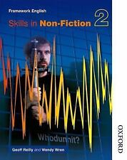 NELSON THORNES FRAMEWORK ENGLISH 2. SKILLS IN NON-FICTION - NEW PAPERBACK BOOK