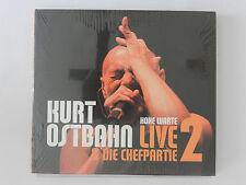 CD Kurt Ostbahn & Die Chefpartie Hohe Warte Live 2 Neu originalverpackt