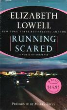 Running Scared by Elizabeth Lowell (2004, Abridged, Audio Cassette)