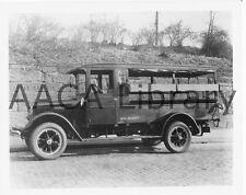 1928 International Harvester Truck, W.R. Hearst, Factory Photo (Ref. #48161)