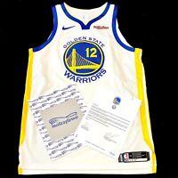 MeiGray Game Worn Bogut Warriors NBA Trikot Jersey Jordan Curry Kobe Lebron Used