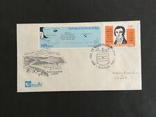 ARGENTINA 1982 FALKLAND ISLANDS (MALVINAS) COVER