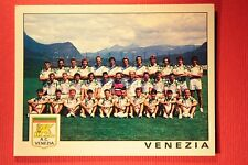 Panini Calciatori 1991/92 N 554 VENEZIA SQUADRA OTTIMA