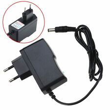 EU Plug AC 100-240V to DC 9V 1A 1000mA Switching Power Supply Adapter Charger