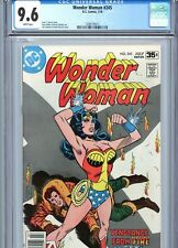 Wonder Woman #245 (July 1978, DC) CGC 9.6 White Pages
