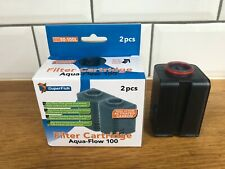 Superfish Easy Click Cartridges aqua flow 100 filter 50-100L