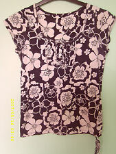 Cotton Blend Casual Floral Tops & Shirts NEXT for Women