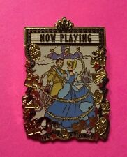 Cinderella Movie Poster Marquee, Walt's 100th Year Japan Jds Disney Pin Le5000