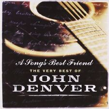 JOHN DENVER    -     A SONG'S BEST FRIEND: THE VERY BEST OF      -     NEW 2CD