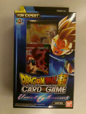 Dragon Ball Super Card Game Universe 6 Assailants Expert Deck XD01 Bandai