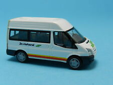 RIETZE 31515 FORD TRANSIT BUS DR. RICHARD WIEN 1:87