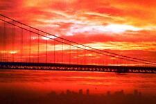 40mm Colour Slide- San Francisco ,California  Dawn San Francisco 1960's