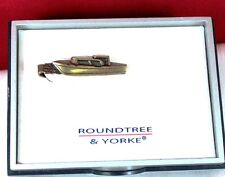 """Awesome New 1.5"""" Brass Tie Clip Boat Style Nib"""