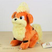 Pokemon ALL STAR COLLECTION Growlithe Plush doll SAN-EI From Japan