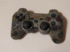Sony PlayStation Dualshock 3 PS3 Controller Urban Camo Digital Camouflage OEM