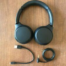 Sony WH-XB700 Wireless On-Ear Headphones Extra Bass - Black
