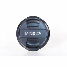 Minolta 62mm Objektivdeckel LF-1262 / 7362-230 Frontdeckel E-62 / Lens Cap M62
