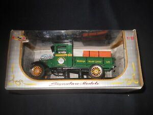 1923 Ford Model TT Truck 1:32 Scale Saw Mill River Lumber Yard