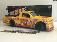 VERY RARE HARVICK ROOKIE #72 HALL AMBULANCE / BAJA GRILL * RACED AT MESA MARIN