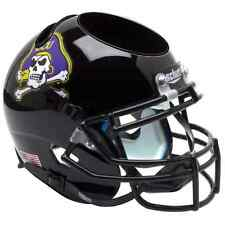 EAST CAROLINA PIRATES NCAA Schutt Mini Football Helmet DESK CADDY