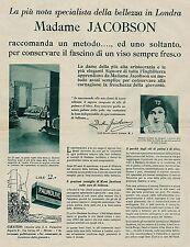 J0036 Sapone PALMOLIVE - Pubblicità grande formato del 1929 - Old advertising
