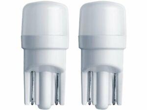 For 2001-2002 Chrysler Prowler License Light Bulb Hella 44779NZ