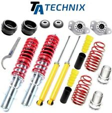 TA-TECHNIX GEWINDEFAHRWERK +4 DOMLAGER +PROTECTION-KIT >VW GOLF 4 /BORA /AUDI A3