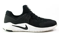 Nike Mens Air Free TR 8 TB AJ9272-002 Black White Running Shoes Lace Up Size 13