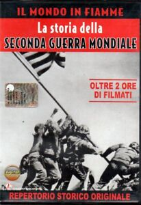 @R4 Il Mondo in fiamme Storia della seconda guerra mondiale DVD Vol. 2