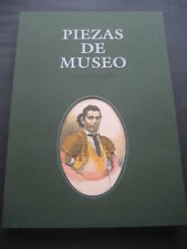 LIBRO TOROS PIEZAS DE MUSEO. ENRIQUE ASIN. ZARAGOZA 1995. TAUROMAQUIA