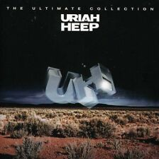 URIAH HEEP THE ULTIMATE COLLECTION 2 CD