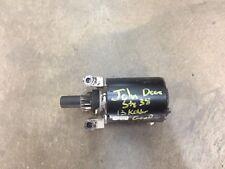 Starter fits JOHN DEERE KOHLER ENGINE STX30 STX38 STX46 13 HP KOHLER