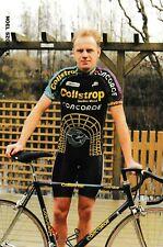 CYCLISME carte cycliste NOEL SZOSTEK équipe COLLSTROP