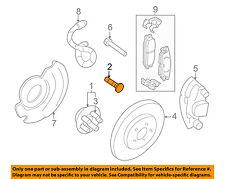 GM OEM Brake-Front Wheel-Hub & Bearing Mount Bolt 11570580