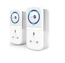 BT Broadband Extender Flex 1000 Powerline Adapter Kit - Twin Pack