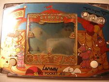 game & watch Wide GAKKEN hand Screen electronic jeu electronique CIRCUS Lansay
