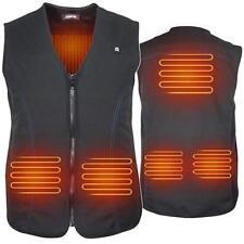 US ARRIS Heated Vest Hook and Loop Size Adjustable Electric Heating Jacket