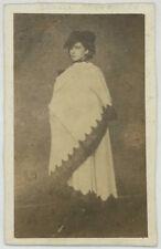 CDV circa 1865. La Reine de Naples, Marie-Sophie de Bavière, sœur de Sissi.